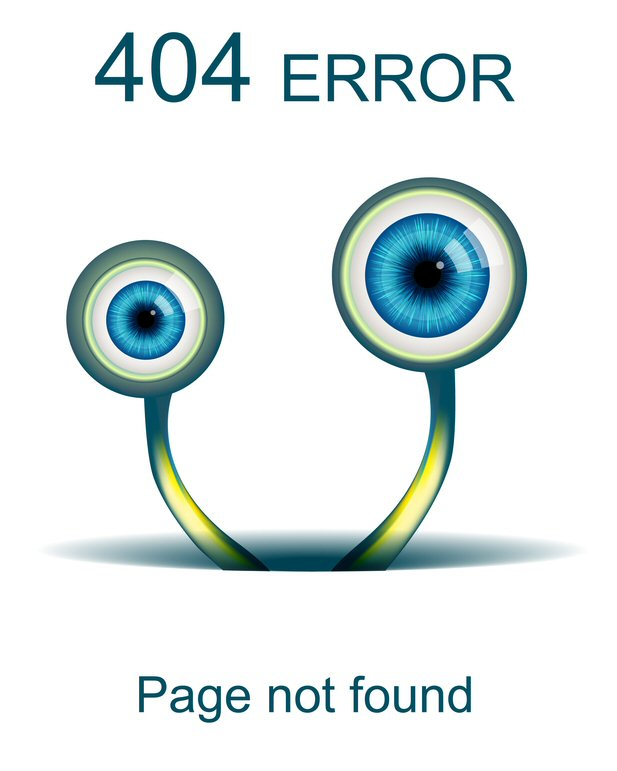 page not found 404 error