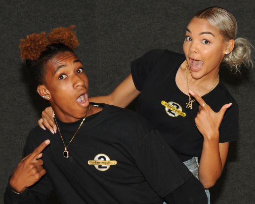 "Amia Moore & Zion Reynolds ""A-2-Z"" - Hip Hop Directors"