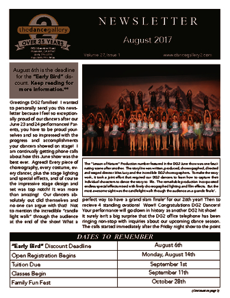 thumbnail of Newsletter August 2017