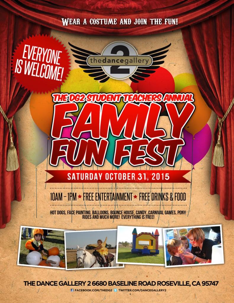 Family Fun Fest 2015