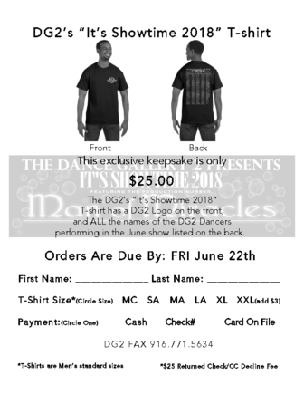 thumbnail of DG2 Show Shirt flyer 2018FINAL2