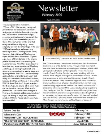 thumbnail of February Newsletter reduced