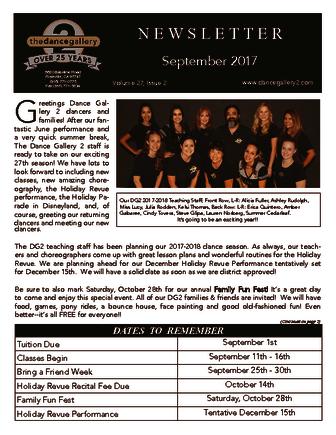 thumbnail of Newsletter – 2017 September