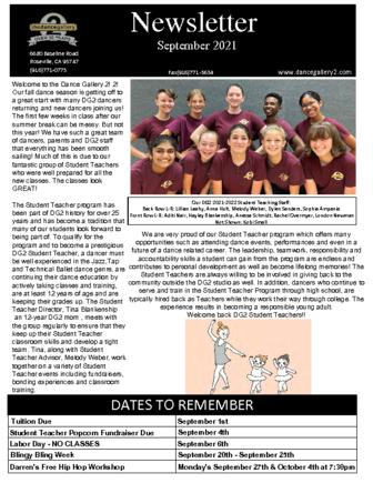 thumbnail of Sep 2021 Newsletter